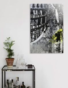 Discover «Tagueros», Numbered Edition Aluminum Print by Lorena Veronica  Arce…