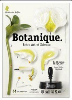 Exposition Botanique - Entre Art et Science. Du 3 mai au 21 septembre 2014 à Montbard. By Franck Dujoux