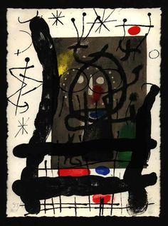 Kunstausstellung/INTERNET ART EXHIBITION Joan Miró Helmut Ullrich und in der IAGB, Koblenz, Ferdinand-Sauerbruchstr. 26, war vom 16.12.09 bis 30.6.10