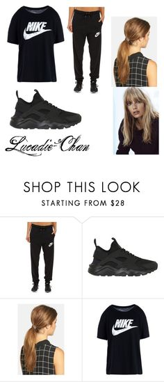 Lucadie-Chan's style (Requested) by lucadie-chan on Polyvore featuring NIKE and Ficcare