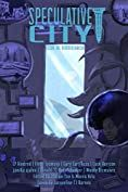 """Speculative City: Issue 10 Afrofuturism - Kindle edition by Speculative City, Kindred, LP, Lyamuya, Fleur, Ross, Gary Earl, Horizon, Lush, ajalon, jamika, Hooker, Donald """"C-Note"""", Dismukes, Woody, Cox, Stefani, Velu, Meera. Literature & Fiction Kindle eBooks @ Amazon.com. C Note, Playwright, Prisoner, Woody, Lp, Kindle, Literature, Fiction, Ebooks"""
