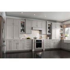 Beautiful Home Depot Kitchen Cabinets American Woodmark