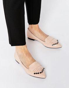 b5abb8a3a5e ASOS MELLOW Loafers at asos.com. Zapatos ShoesShoes SandalsFlat  ShoesWomen s FlatsPlatform ...