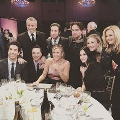 A Sneak Peek at the Upcoming Friends Reunion #KaleyCuoco