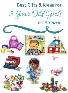 Best Gifts For 3 Year Old Girls In 2017 Gift Ideas
