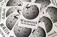 Something's terribly wrong with the Internet and Wikipedia might be able to fix it