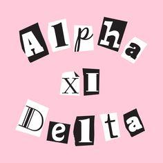 Alpha Xi Delta Bid Day Design // College Hill Custom Threads sorority and fraternity greek apparel and products Sorority Rush Themes, Sorority Bid Day, Bid Day Themes, Sorority Outfits, Sorority Crafts, Sorority Life, Delta Gamma Canvas, Sorority Canvas, Alpha Sigma Alpha