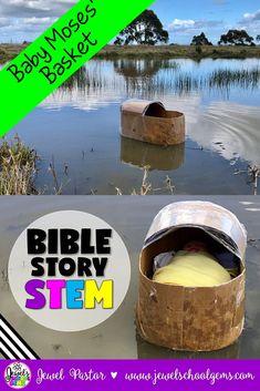 Bible Stories STEM C