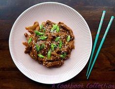 Korean Stir-Fried Beef Bulgogi | A Cookbook Collection