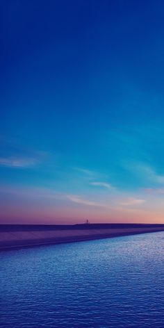 Oppo Background with Nature Picture of Blue Sky - Wallpaper Iphone Wallpaper Minimal, Blue Wallpaper Phone, Samsung Galaxy Wallpaper, Sunset Wallpaper, Landscape Wallpaper, Scenery Wallpaper, Blue Wallpapers, Pretty Wallpapers, Wallpaper Backgrounds