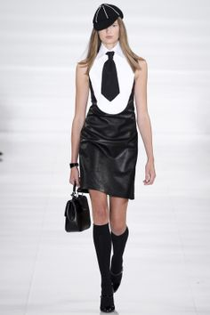 Défilé Ralph Laurent Collection Printemps-été 2014 au Fashion Week de New York http://fashionblogofmedoki.blogspot.be