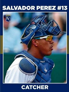 """Age: 24 Nickname: Salvy Birthplace: Valencia, Venezuela Social media: @SalvadorPerez15 and salvadorp13 on Instagram (which is loaded with videos of him teasing teammate Lorenzo Cain) He smells divine: He wears Victoria's Secret perfume when he plays. """"I use perfume. All the umpires like that,"""" he told a Kansas City TV reporter. He got the idea from Royals shortstop Alcides Escobar."""