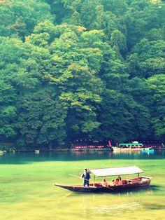 Kyoto Japan -arashiyama-