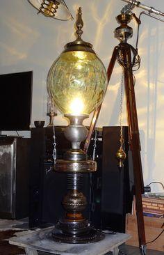 PHILEAS FOGG LAMPE A POSER : Luminaires par ericecile44
