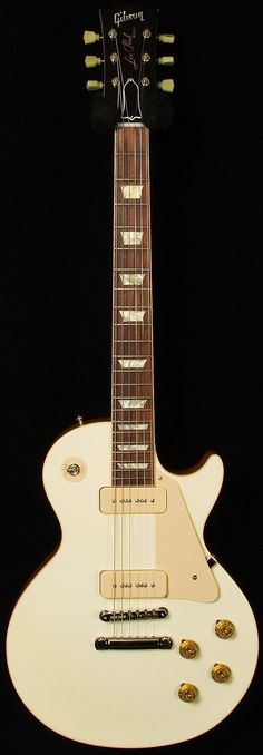 Gibson Custom Shop Historic Wildwood Spec 1956 Les Paul Gloss Classic White (2012)