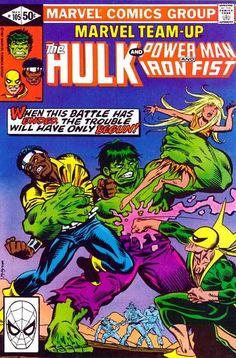 Marvel Team-Up #105 (Comic Files)
