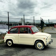 Fiat 600 Fiat 600, Turin, Automobile, Fiat Cars, Small Cars, Old Cars, Cars And Motorcycles, Vintage Cars, Dream Cars
