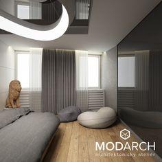 "INTERIOR ""M""⎢bedroom design Curtains, Bedroom, Interior, Design, Home Decor, Blinds, Decoration Home, Indoor, Room Decor"