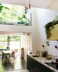 Arch Interior, Home Interior Design, Interior Architecture, Big Baths, Home Planner, Shed Homes, Loft Style, Küchen Design, Restaurant