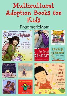 Found at #sundaysdownunder link up: Multicultural Adoption Books for Kids via @pragmaticmom