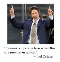 Joel Osteen on Dreams