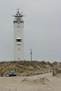 Noordwijk aan Zee, Zuid Holland, Netherlands 1922 - #lighthouses #vuurtorens