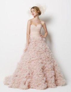 pastel-pink-wedding-dress.jpg 409×531 pixels