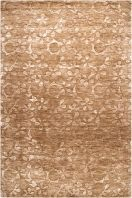 Solid in color and luminous in luster, Surya's area rug from the Etching collection is a unique piece. With etching overlaying a solid bold color is sure to uplift the ambiance in your formal or casual area.