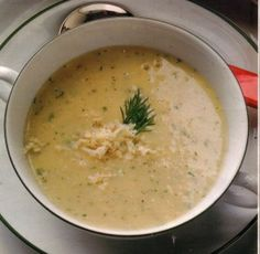 Potato Horseradish Soup