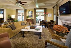 Large living room ideas #livingroom #colors #paint #design #decor #interiordesign