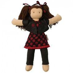Peppa Fair Trade Waldorf Doll - Jane