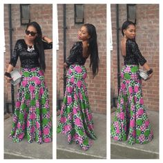 Ankara style ~African Prints, African women dresses, African fashion styles, african clothing