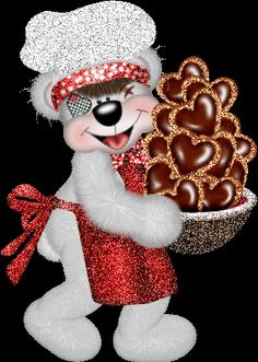 Animated Gif by Teddy Bear Images, Teddy Bear Cartoon, Mickey Mouse Cartoon, Cute Teddy Bears, Teddy Pictures, Heart Graphics, Glitter Graphics, Animated Heart, Animated Gif