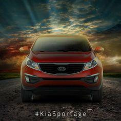 A higher standard - The Kia Sportage.