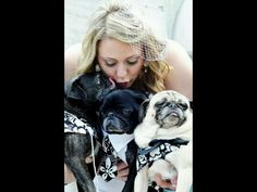 Pets in your wedding photo