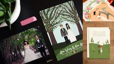 tyle Wedding Invitations: Cust