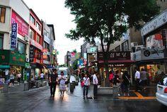 Calles de Corea