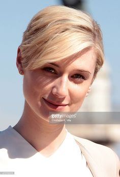 Actress Elizabeth Debicki attends 'The Man From U.N.C.L.E.' Photocall ... Show more