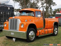 International Loadstar 1800 Ute from Australia Custom Pickup Trucks, Vintage Pickup Trucks, Dually Trucks, Toyota Trucks, Mini Trucks, New Trucks, Cool Trucks, 4x4, International Harvester Truck