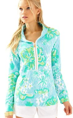 Lilly Pulitzer // Skipper Printed Popover