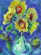 Sunflowers - For My Hero (http://www.facebook.com/SnejanaArt)