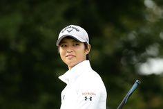 2年連続で最終日最終組に|日本女子オープンゴルフ選手権競技 3日目 柏原明日架 <Photo:Chung Sung-Jun/Getty Images>