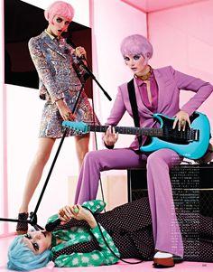 Vogue Japan Feb 2013
