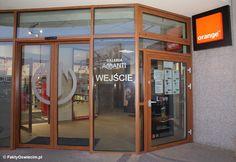 Usługi Orange? Tylko na Królowej Jadwigi w Oświęcimiu #Oświęcim #orange #salon #multimedia #KrólowejJadwigi