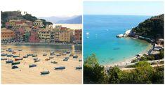 Le 11 spiagge più belle (e nascoste) della Liguria