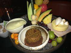 Dessert Platter at Zuma Miami