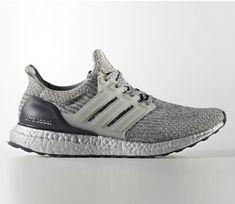 Jak na razie popularność i pożądanie związane z butami adidas Ultra Boost nie maleje. Nie dziwi więc fakt, że niemiecki brand szykuje kolejne nowe warianty kolorystyczne w tymże modelu. Bohaterem tego wpisu będzie wariant nazwany w skrócie Silver. Cholewka w opcji 3.0 jest ciut inaczej tkana niż u poprzedników, przędza idzie wzdłuż cholewki od przodu …