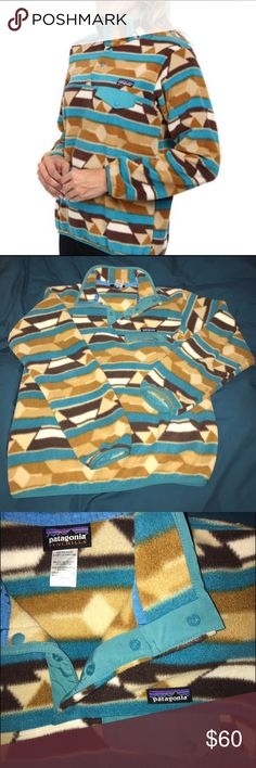 Patagonia Synchilla Guatemalan Tango Brand new condition. No rips, tears, or stains. Patagonia Jackets & Coats
