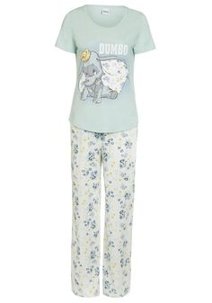Clothing at Tesco | Disney Dumbo Pyjamas > nightwear > Nightwear & Slippers > Women