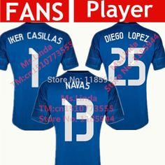 Camiseta Real Madrid portero